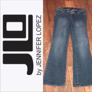 JLO By Jennifer Lopez Low rise Jeans